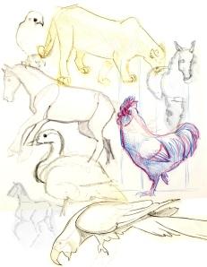 figure animals 1